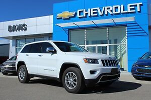 2016 Jeep Grand Cherokee Limited SD CARD READER, REAR PARKING...