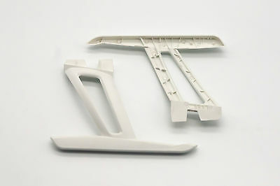 White Replacement Landing Gear Let Skid for Blade 350 QX 1 2 3 Pro ()