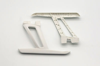Replacement Landing Gear - White Replacement Landing Gear Let Skid for Blade 350 QX 1 2 3 Pro