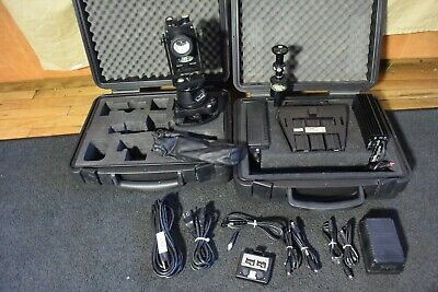 Trimble Power Pack Kit And Rmt606 Slr Remote Targets For Total Station 5600