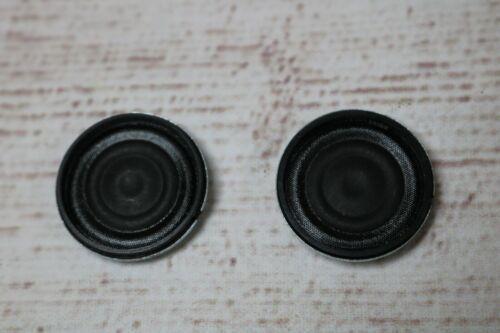 1W 8 Ohm Micro Internal Speaker Magnet Loudspeaker 20mm Dia 2pcs