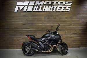 2015 Ducati DIAVEL DARK ABS