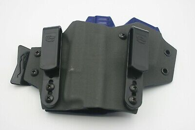 """T.Rex Arms XDS .45 3.3"""" Sidecar Appendix (2nd) Rig Kydex Holster"""