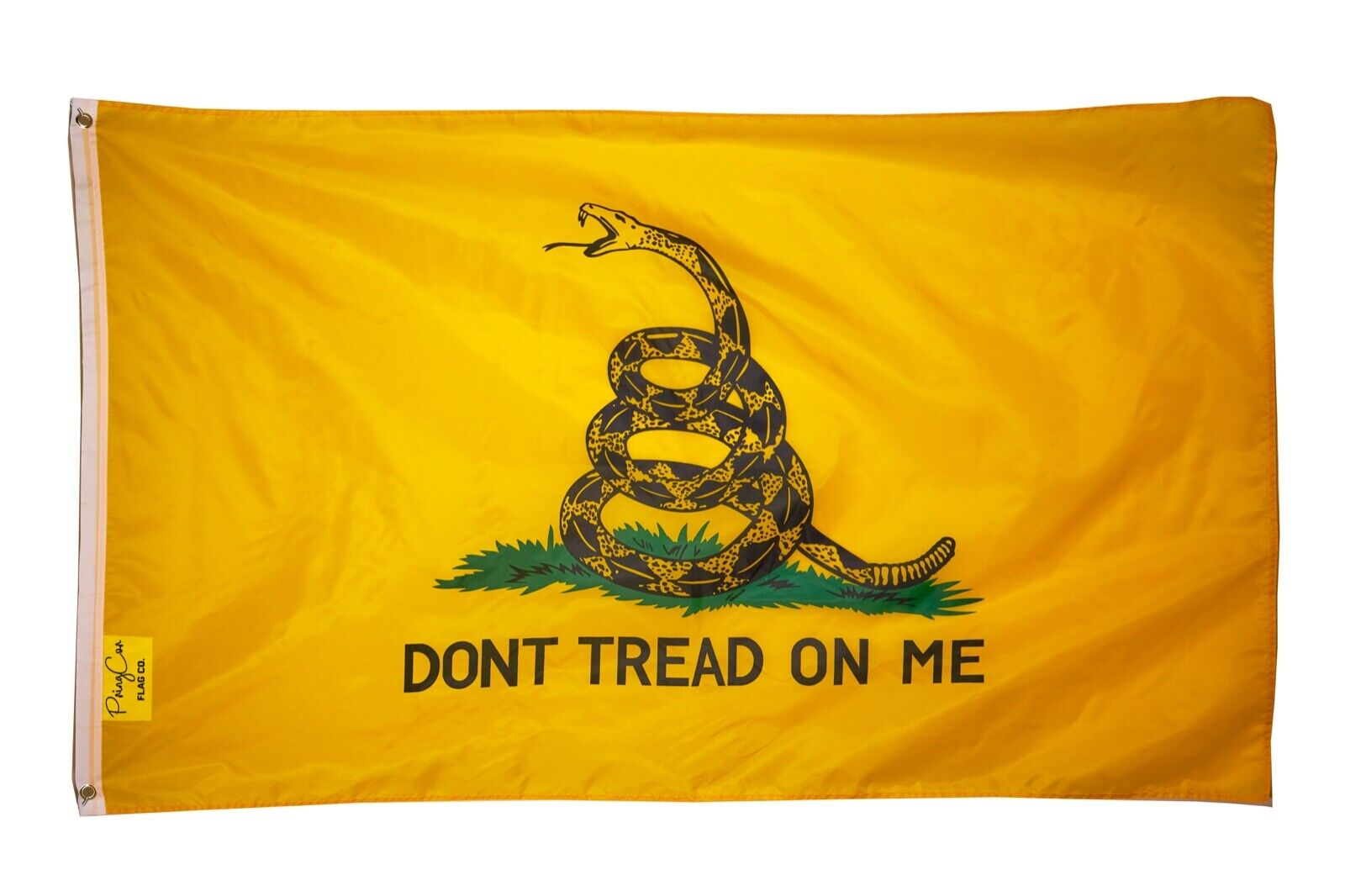 don t tread on me 3x5ft flag