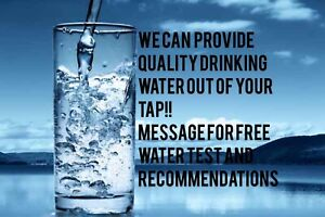 Affordable Water Softeners/Iron Filters/Reverse Osmosis