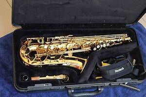 Yamaha alto saxophone YAS-275 Indooroopilly Brisbane South West Preview