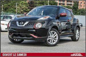 2017 Nissan Juke SV - AWD - COLOR PACK - CAMERA DE RECUL