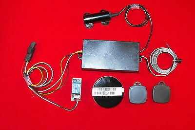 RFID Key Access Control with relay