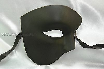 Masquerade Mask for Man and Women Halloween Costume Prom Party Phantom Eye Fun - Celebrities For Halloween