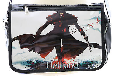 B-151 Hellsing Alucard Dracula Lack PVC Umhänge-Tasche Bag Anime Manga Japan