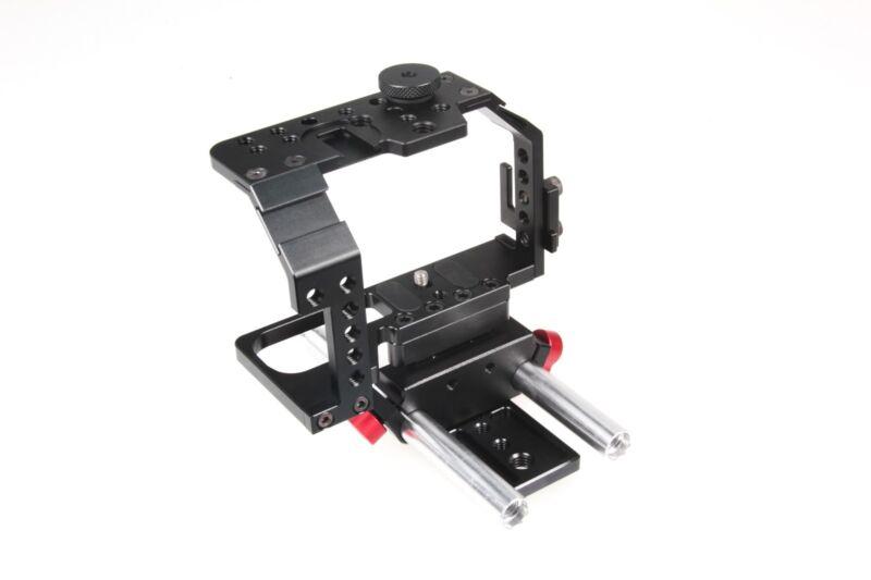 Tilcam OEM Cage Rig Rail Rod System  for Black Magic Pocket Cinema Camera BMPCC