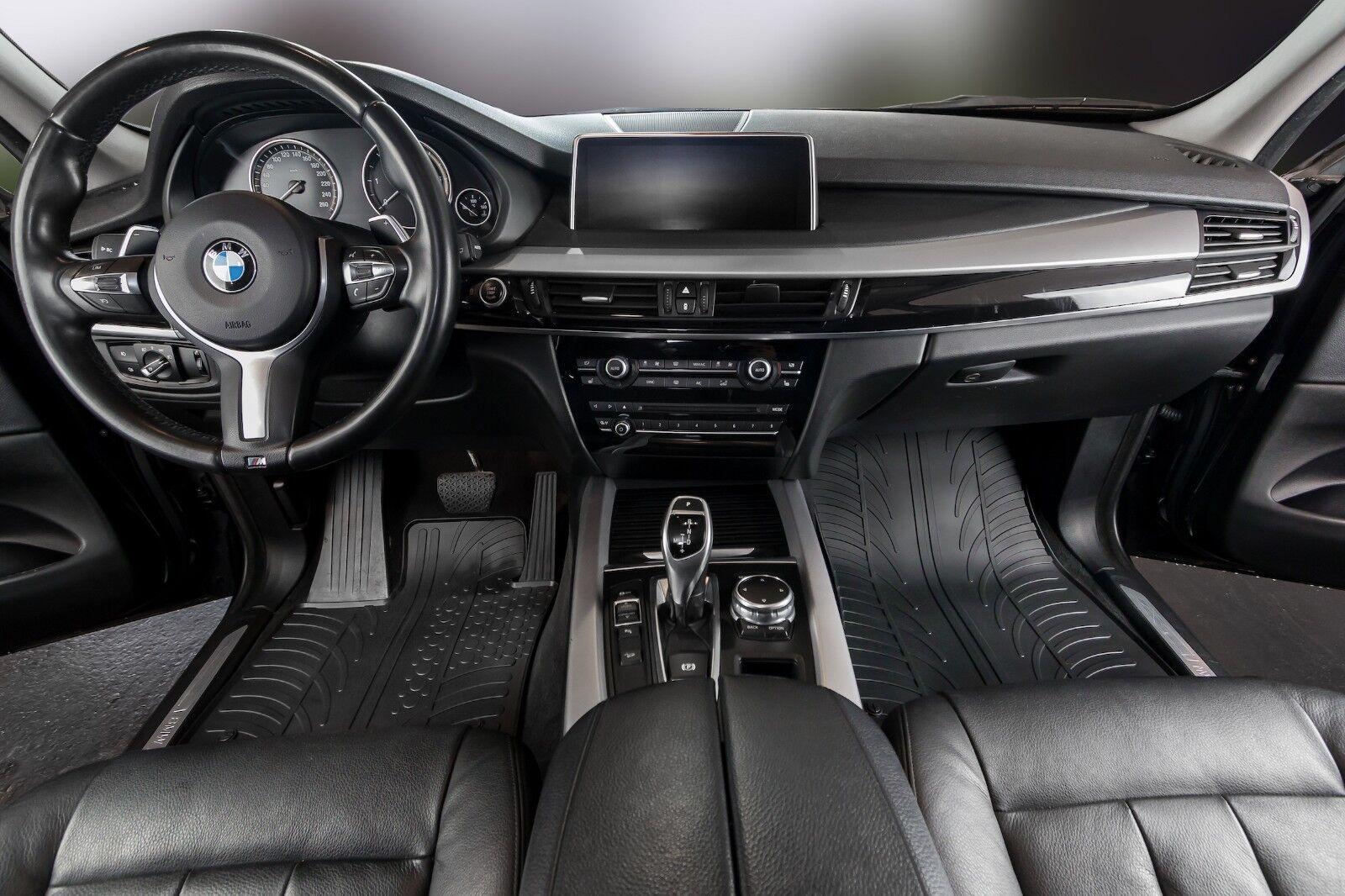 Gummi-Kofferraumwanne BMW 5er F11 Touring Kombi 2010-2017 Gummi-Kofferraummatte