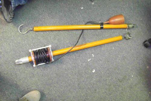 honeywell 52nt hot stick tester 0-40 kv