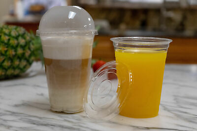 32 Oz Cups (Disposable Plastic Clear Drinking Cups 7oz 8oz 9oz 10oz 12oz 16oz 20oz 24oz)