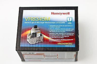 Honeywell Gas Valves Vr8345m Universal Electric Ignition Valve Vr8345m4302