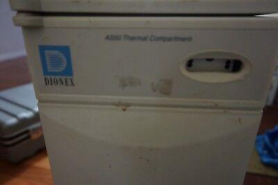 Dionex As50 Oven Chromatography Colcom Column Temperature Thermal Compartment