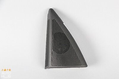 03-09 Mercedes W211 E350 E500 E550 Tweeter Speaker Cover Front Left Black OEM