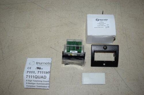 Trumeter 7111HV LCD Counter