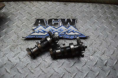 Y2-2 BOTH CAMSHAFTS CAM SHAFTS REPAIR  08 KTM 250 SXF DIRT BIKE 2008 FREE SHIP
