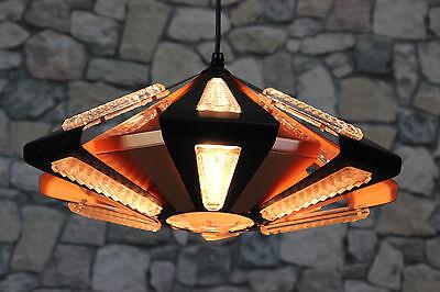 WERNER SCHOU CORONELL LAMPE DECKENLAMPE HÄNGELAMPE DANISH 60er