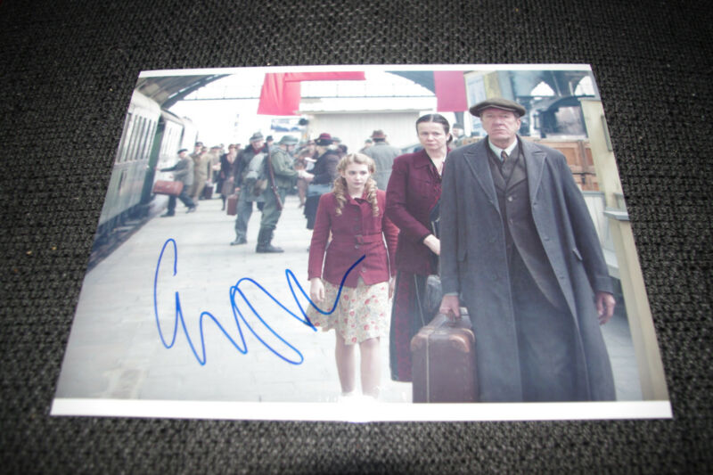 """EMILY WATSON signed 8x11 inch autographed """"The Book Thief"""" Photo InPerson LOOK"""