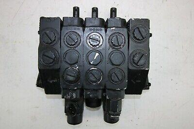 Parker Hydraulic Control Valve V10-01532-a