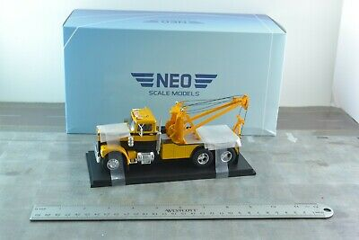 NEO Scale Models 45772 Diamond Rio 1977 Wrecker Tow Truck 1/43 Scale