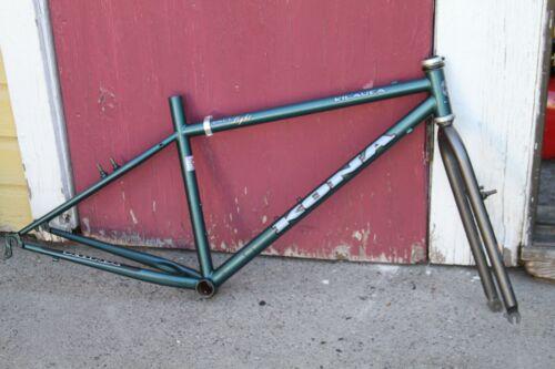 """Kona Kilauea 1996 16"""" frame and Project 2 fork"""