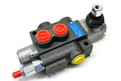 Directional Control Valve 1 Spool 21 Gpm 4-way Tandem Open Center