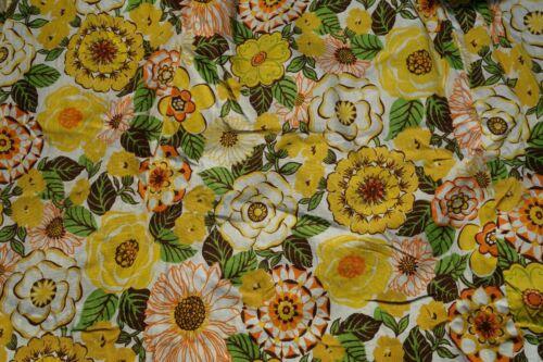 Vintage Floral 1960