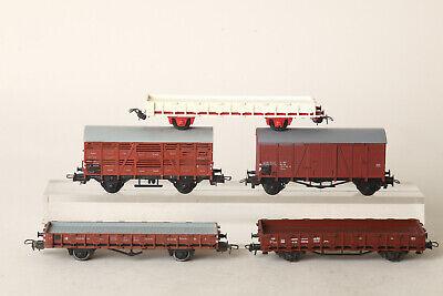 Piko Roco Liliput H0 fünf Güterwagen 2. Wahl  Spielzeug Gleichstrom  (161355) online kaufen