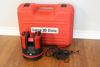 Leica Geosystems 3d Disto Laser Measuring System