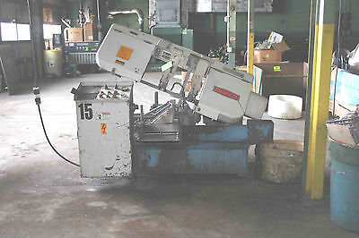 1997 Daito Ga260w Semi-automatic Band Saw