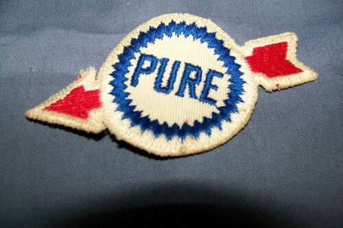 Pure Oil Gas Patch