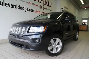 2014 Jeep COMPASS 4WD NORTH EDITION *BLUETOOTH*
