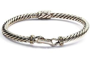 Twisted Cable Bracelets