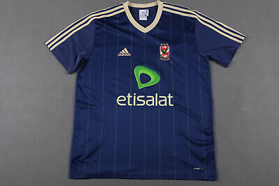 ADIDAS Al Ahly of Egypt CAIRO AWAY FOOTBAL SHIRT 2011 SHIRT MENS - Size L image