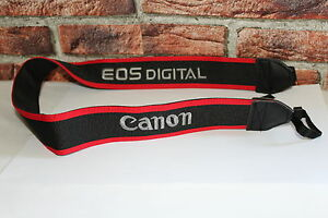 Canon EOS Kameragurt DSLR Kamera Tragegurt Trageriemen Camera Strap CANON
