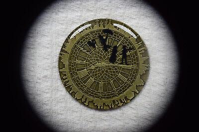 Tokyo Disney Resort New Pin badge Peter Pan Big Ben Clock silhouette Wendy John