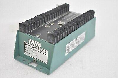 Dynalco Sst2000 Speed Switch Transmitter Range 0-5000hz Ird Model No. 14823