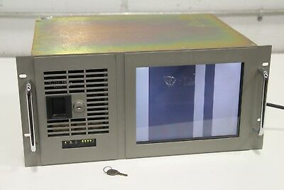 Sonix Industrial Computer Source 8301-tc Monitor Video System