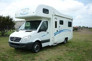 Automatic Mercedes Benz 5 berth Lake Motorhome Clyde Parramatta Area Preview