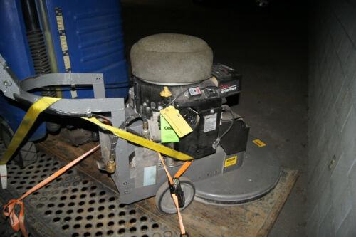 ONAN Propane Floor Stripper onan 20 hp  only 133 hours NEARLY UNUSED