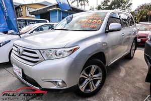 2012 Toyota Kluger KX-S Automatic SUV•full service history• Driveaway Tweed Heads Tweed Heads Area Preview