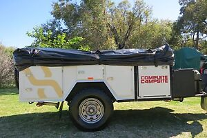 Complete Campsite Uluru - Excellent Condition Perth Perth City Area Preview