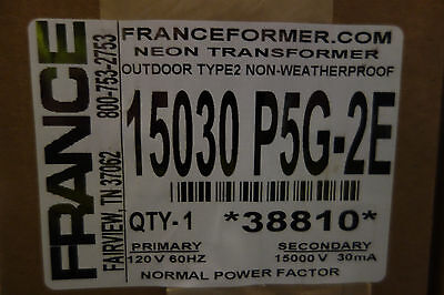 France 15030 P5g-2e Outdoor Type 2 Sign Repair Parts Neon Transformer For Neon