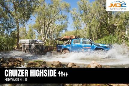 2018 MDC CRUISER HIGHSIDE FORWARD FOLD CAMPER TRAILER Heatherbrae Port Stephens Area Preview