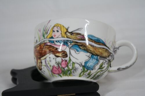 RARE! VINTAGE CARDEW ALICE IN WONDERLAND TEA CUP ONLY! NEW