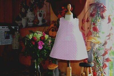 Robe  baby dior 12 mois epaisse pour hivers matelasse +haut g marque offert**