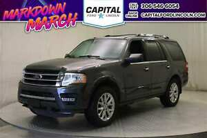 2017 Ford Expedition Limited 4WD **New Arrival**
